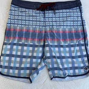 Volcom Boardshorts Men's Swim Shorts sz 36